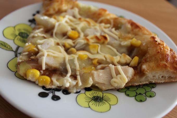 OKストアピザ照り焼きチキン