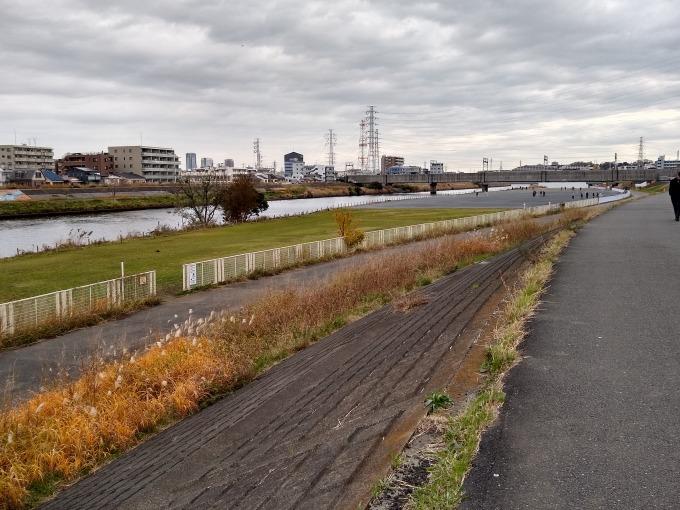 鶴見川樽町公園
