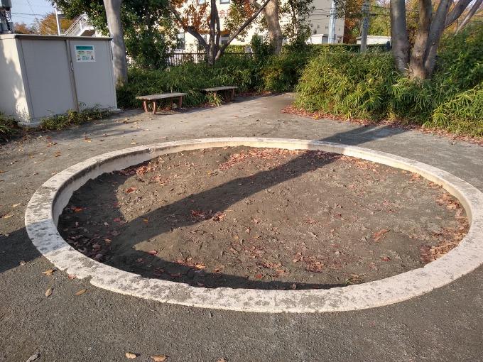 綱島西1丁目公園砂場