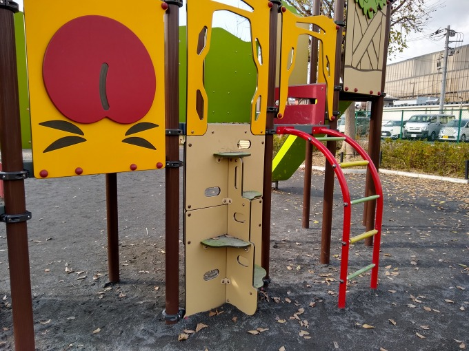 綱島東2丁目公園遊具