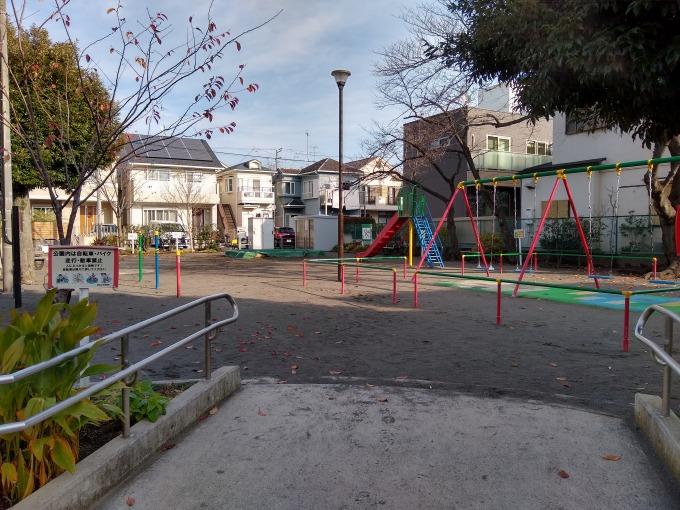綱島東前公園