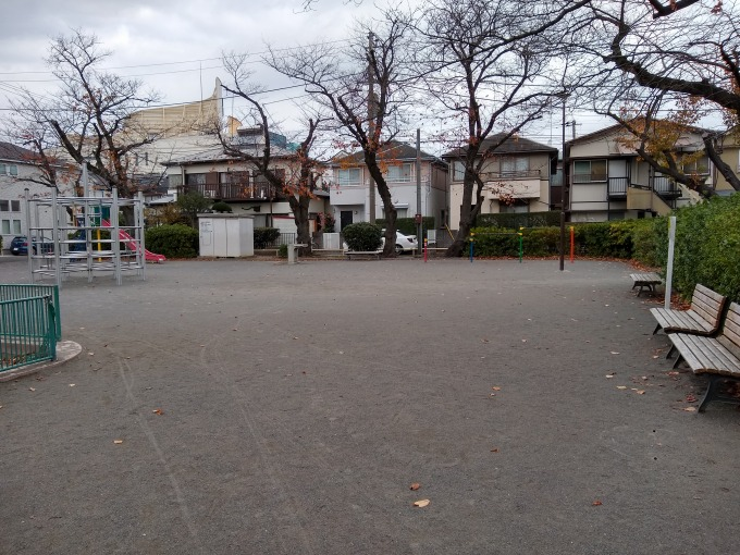 大曽根北公園広場