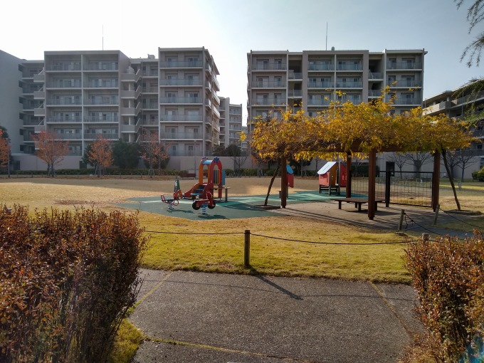 綱島グリーンサラウンドシティ