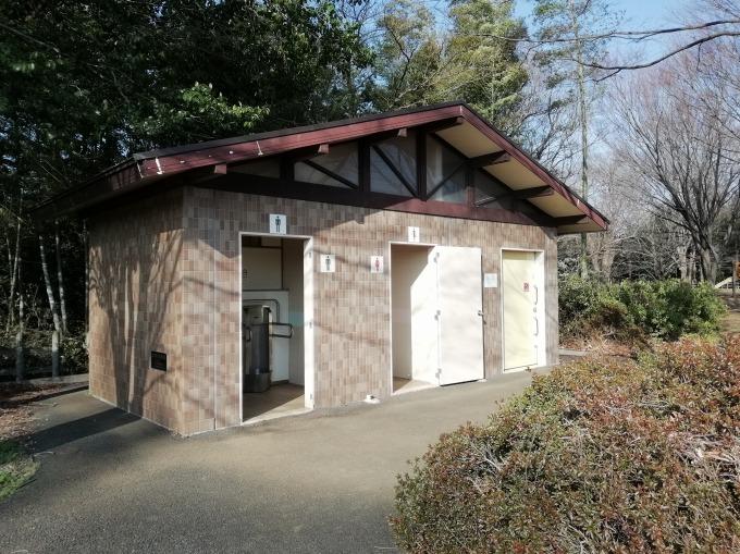 太尾見晴らしの丘公園トイレ
