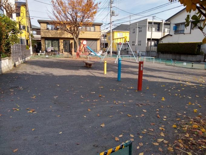 新吉田吉住会子供の遊び場