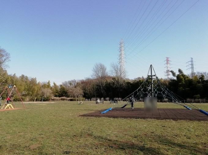 太尾見晴らしの丘公園遊具
