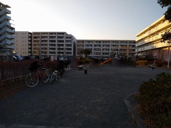 南日吉住宅児童遊園