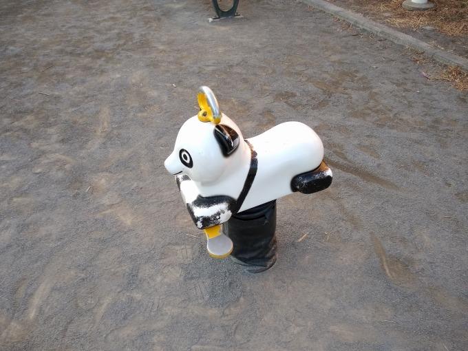 南日吉住宅児童遊園の遊具