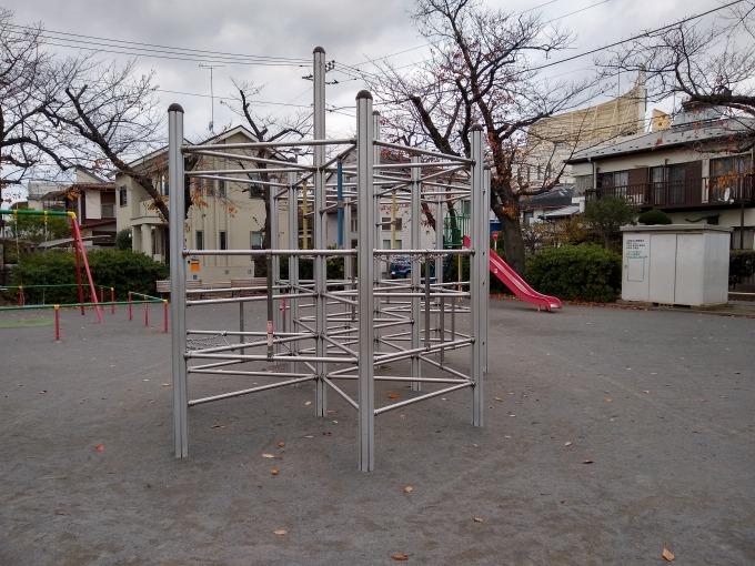 大曽根北公園遊具