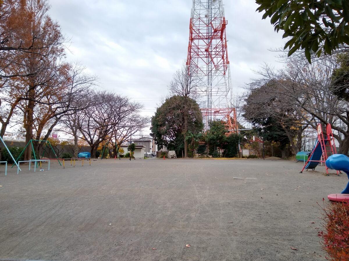 親和会子供の遊び場