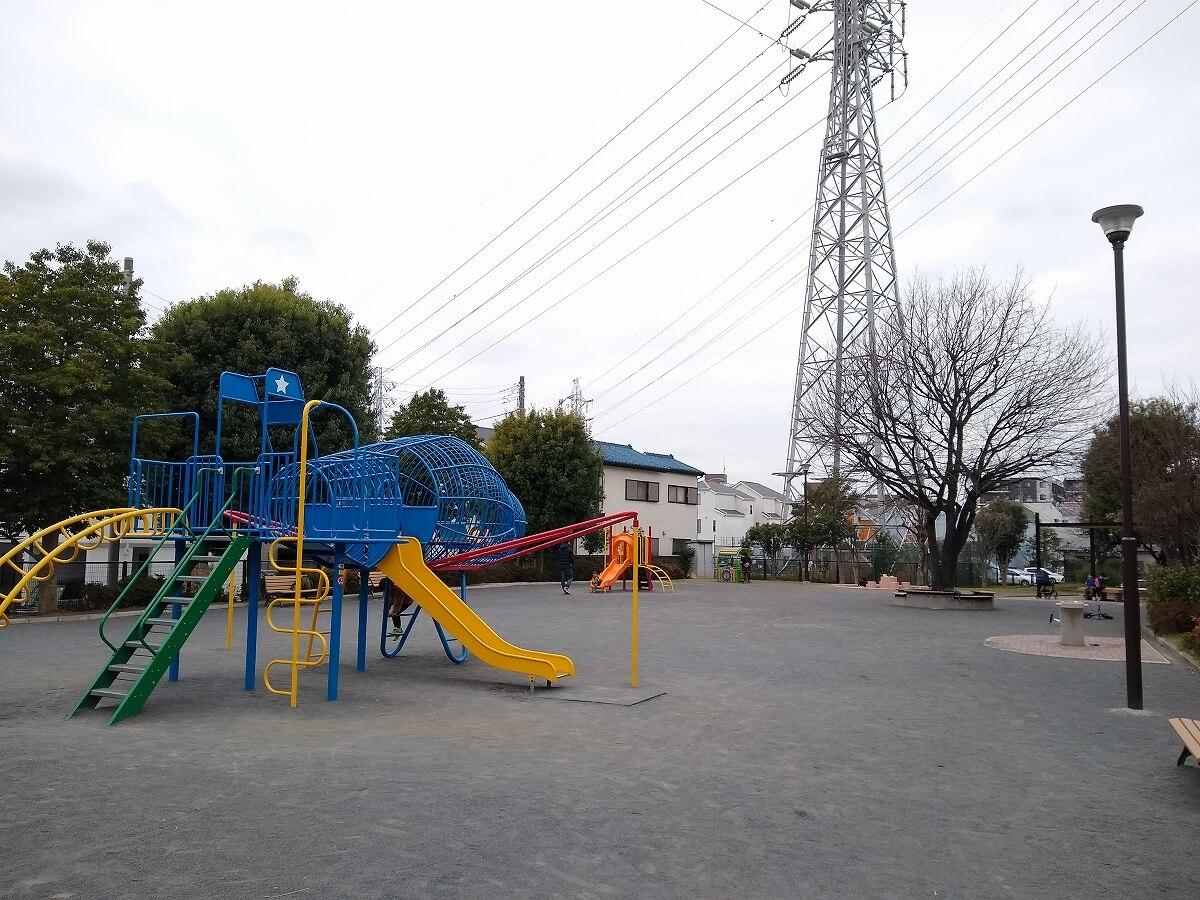 ヒコーキ公園202103