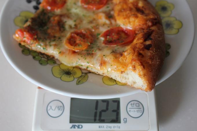 OKストアピザボロネーゼ重さ