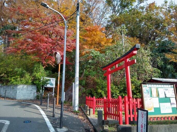 綱島公園東口