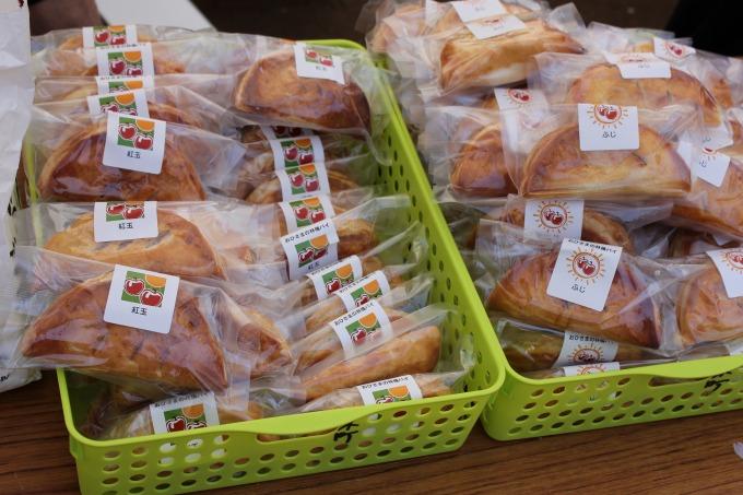 綱島公園桜まつり出店(焼き菓子)