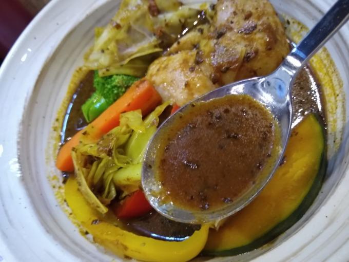 ミコヤのスープカレー