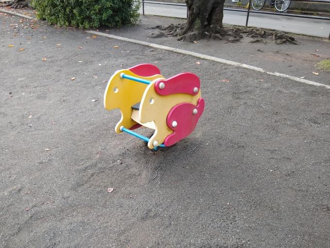 綱島西6丁目公園遊具