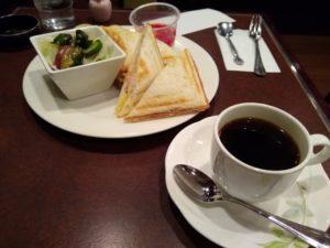 オークラ珈琲館|カフェではなく喫茶店と呼びたい!モーニングしてきたよ
