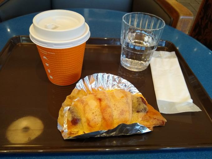 サンマルクカフェ綱島西店モーニング