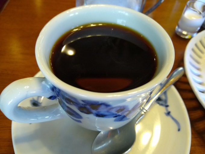 アデリータ綱島店コーヒー