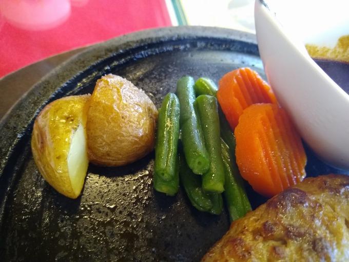 レストランオークラ本店ランチ