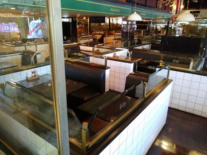 レストランオークラ本店