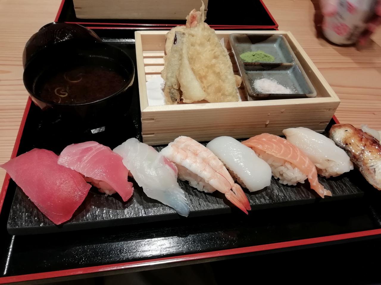 杉玉綱島店お寿司