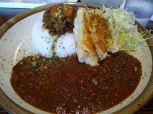 綱島の竹蔵のランチカレー【ハマール】で一番人気食べてきた!