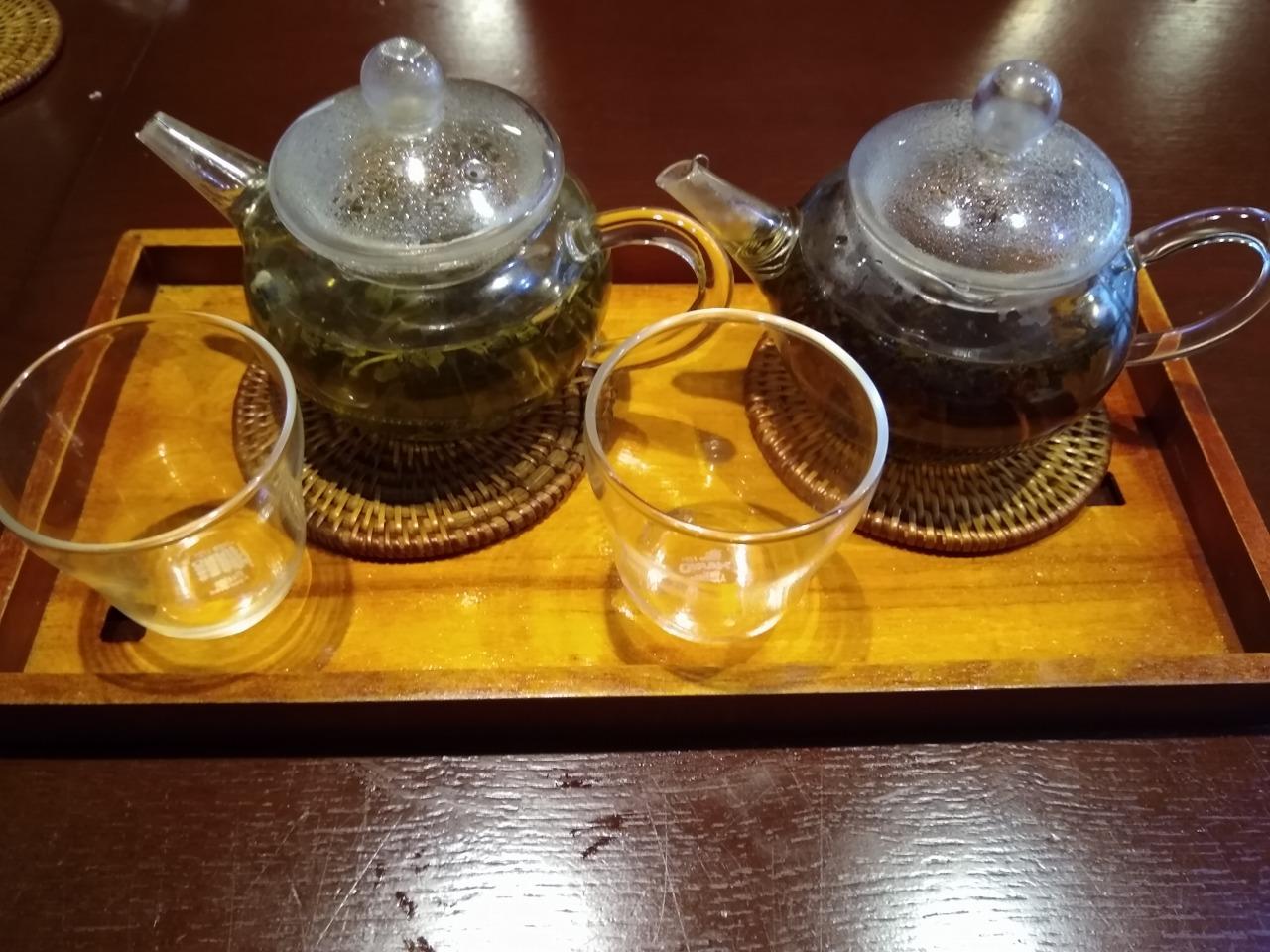 桃桃茶寮ランチ