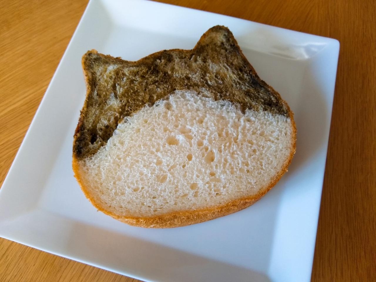 ねこねこ食パンほうじ茶期間限定
