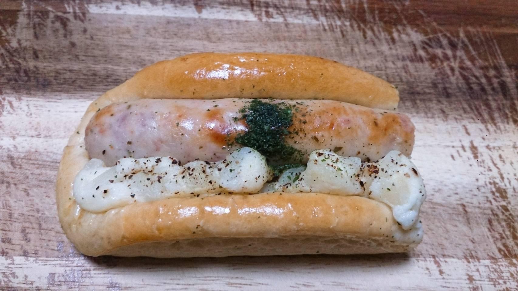 田畑小麦ソーセージパン
