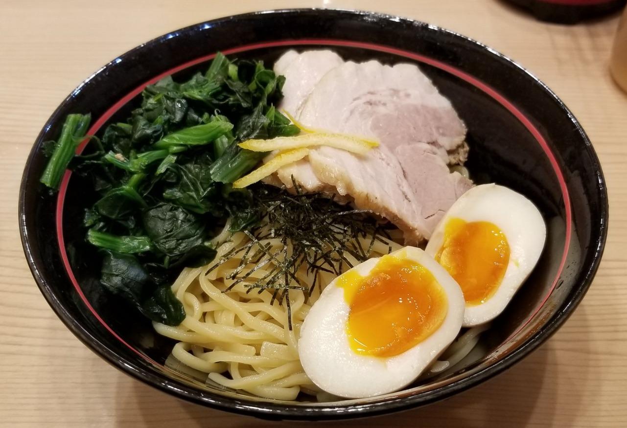 麺場寺井のつけ麺