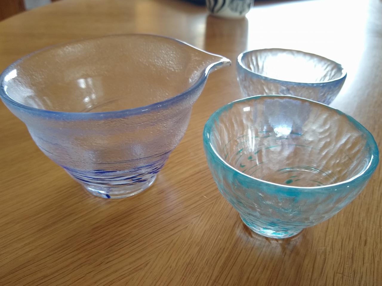3coinsの酒器グラス
