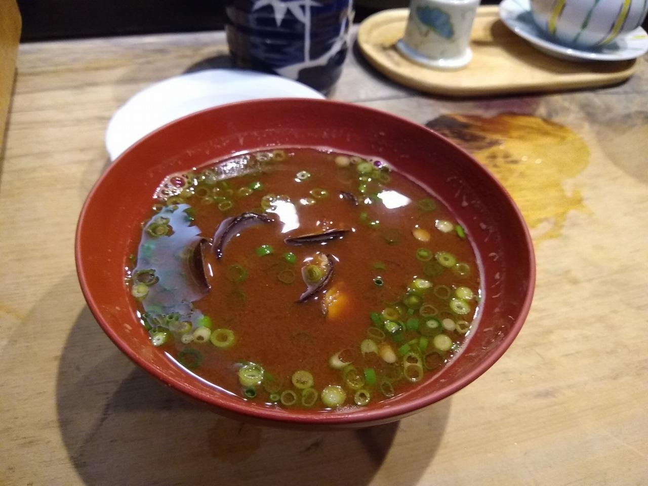 大黒鮨ランチお椀