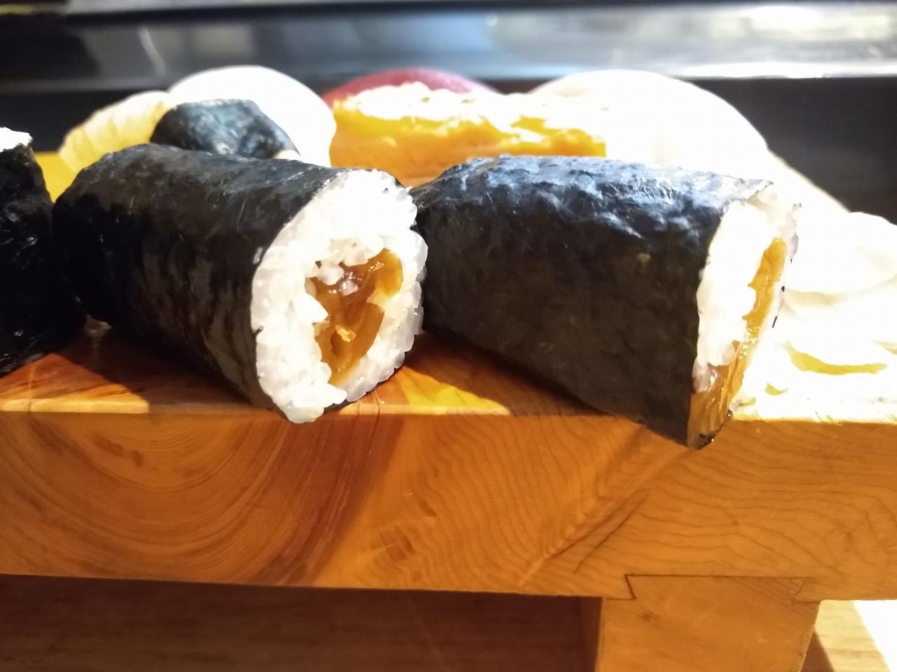 大黒鮨ランチ巻物