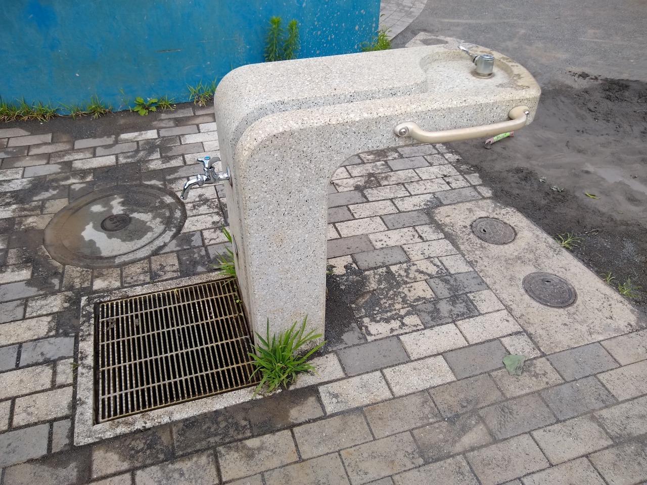 師岡町公園の設備