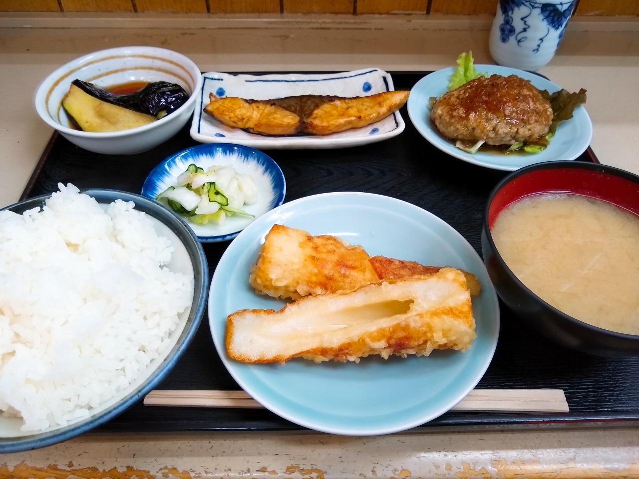 乃んき食堂の定食