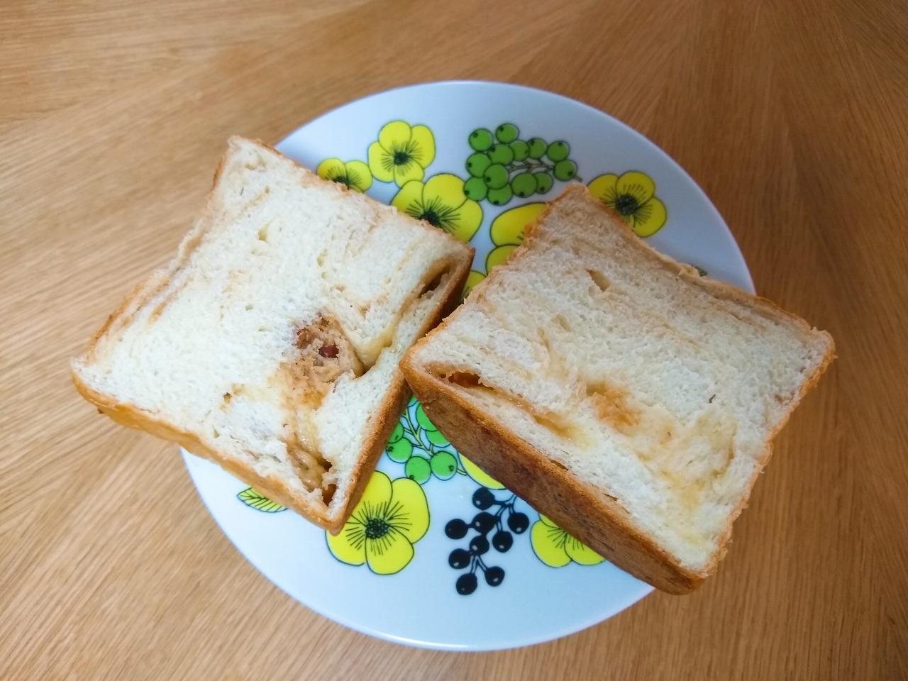 ぱんぱかパン購入品