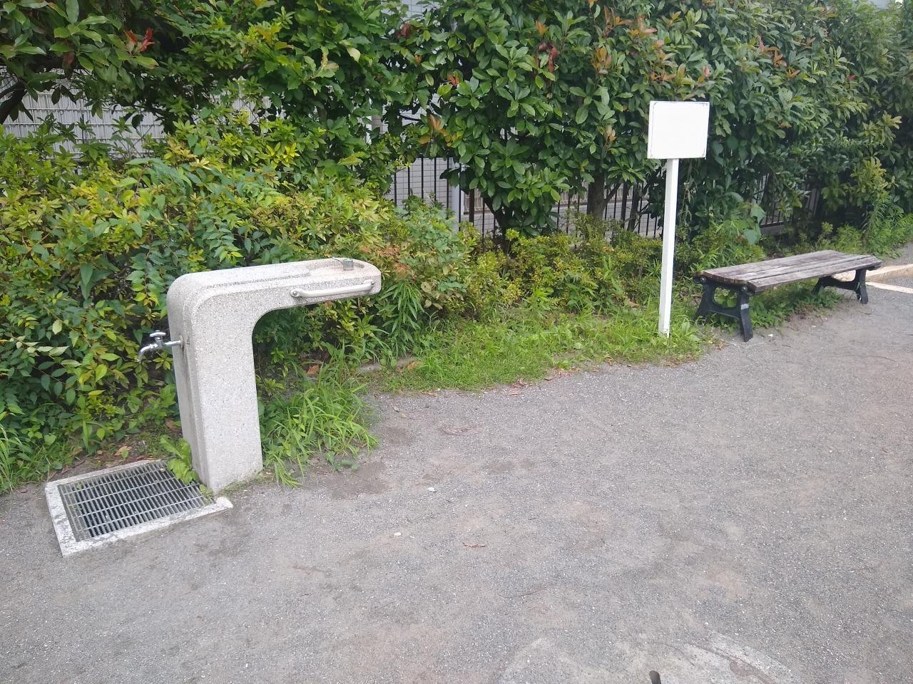 樽町一丁目公園水飲み場