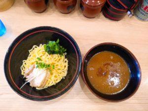 麺場寺井のカレーつけ麺