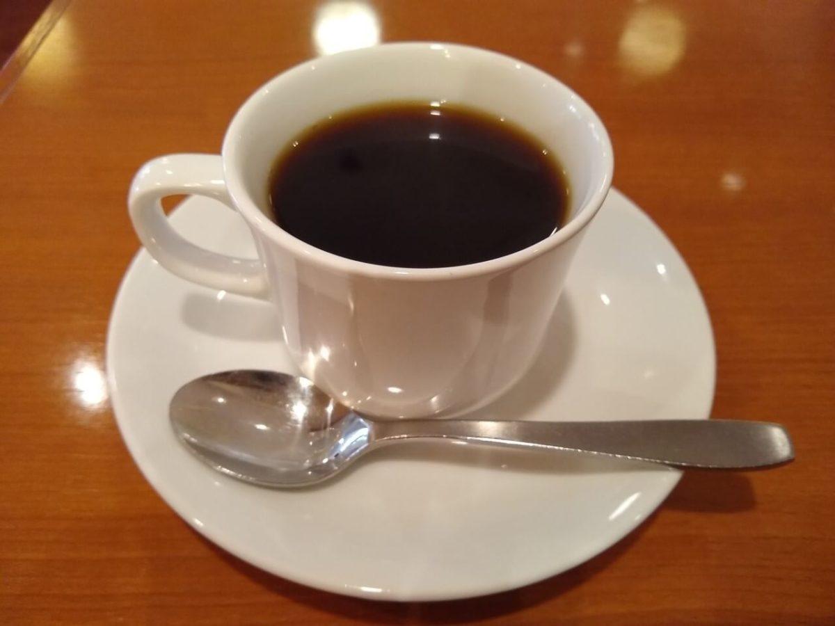 綱島カフェモカのランチコーヒー
