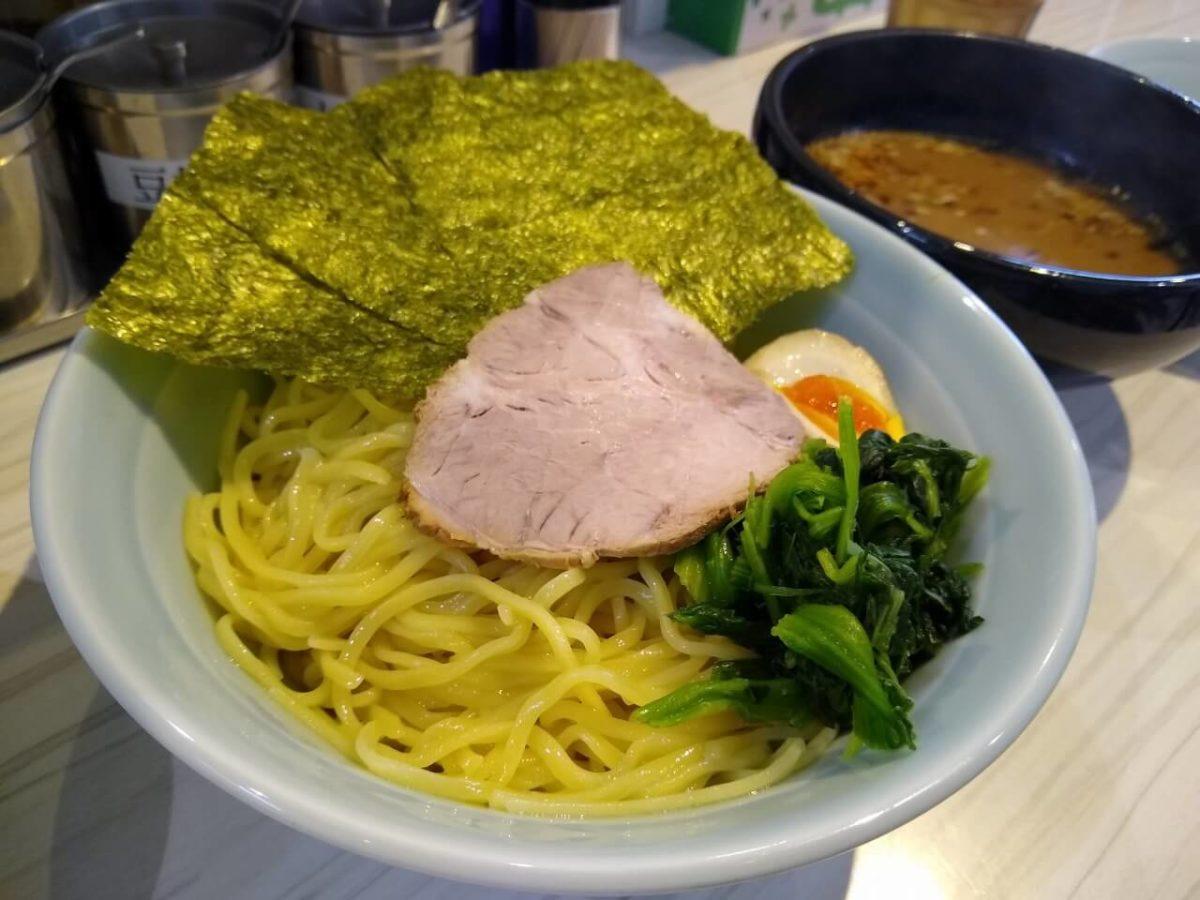 武虎家のつけ麺