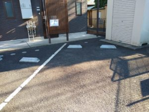 ル・ボートン横浜市大倉山駐車場