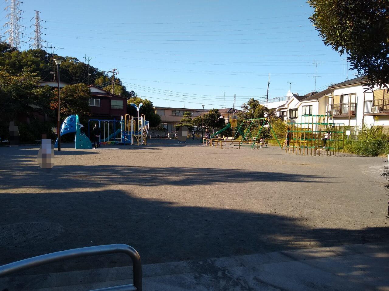 大曽根公園の広さ