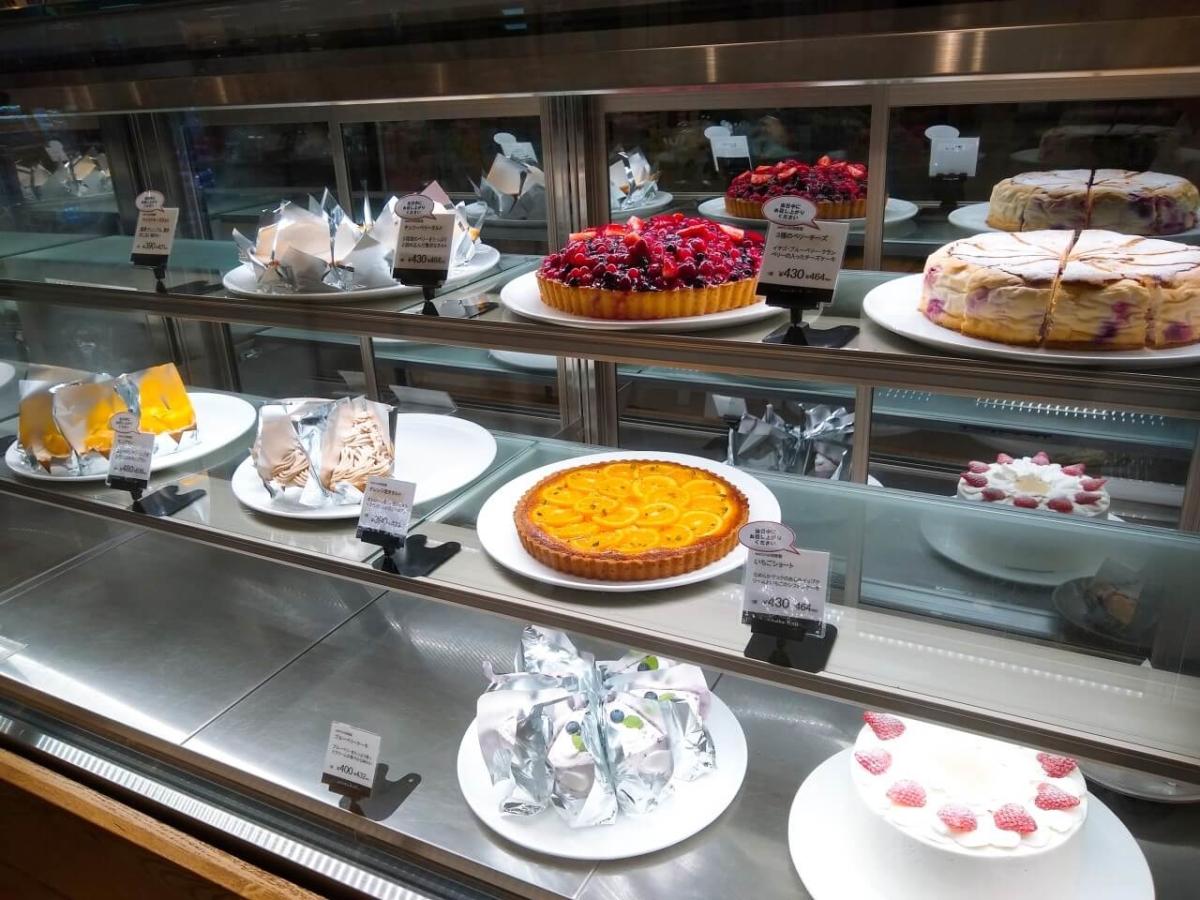 eeetshallのデイリーケーキ