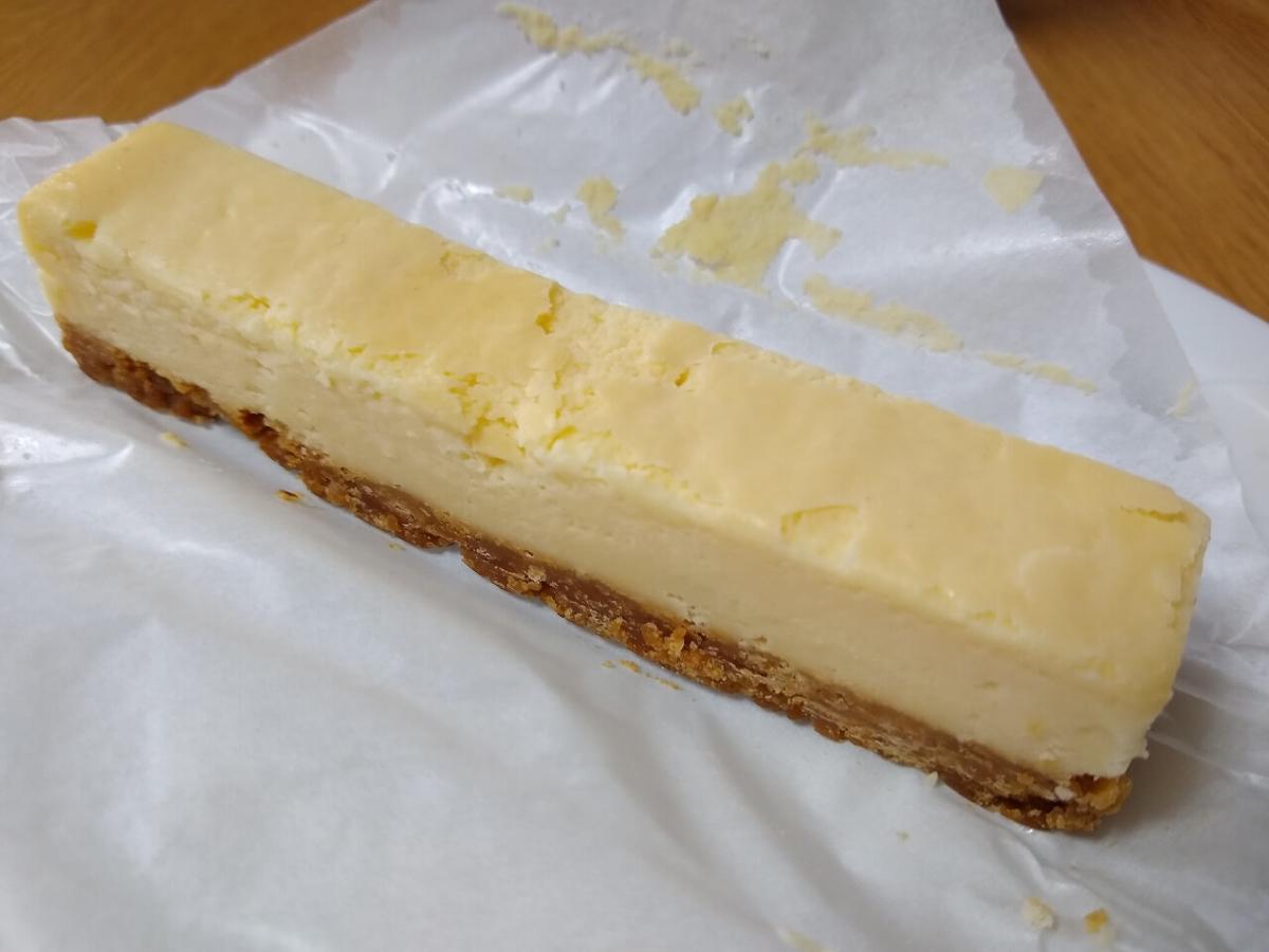 ル・ポアソンのニューヨークチーズ