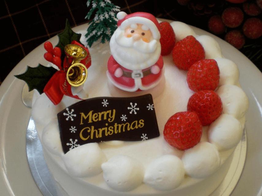プティ・ポアのクリスマスケーキ2020年