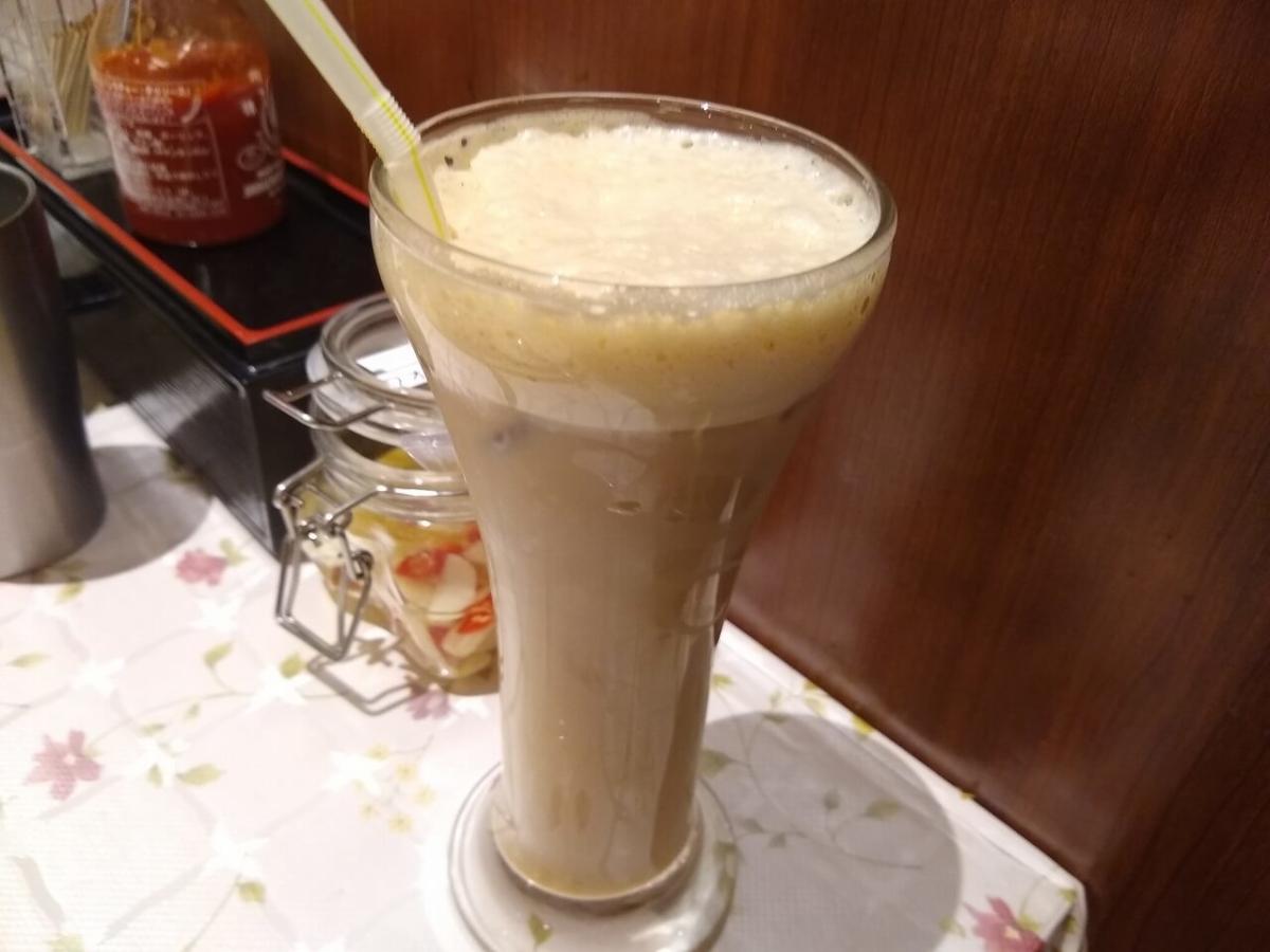 ジャスミンパレスのベトナムコーヒー