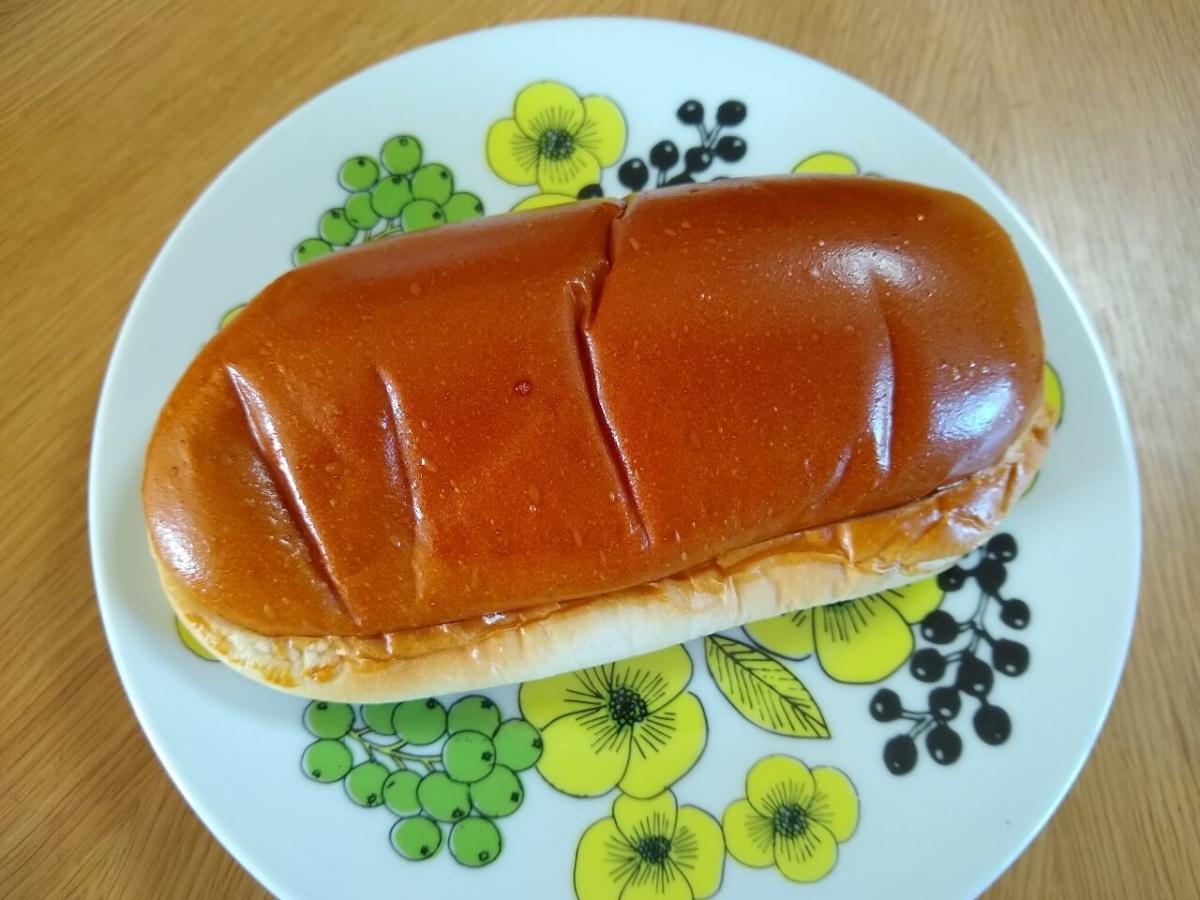 パンの田島期間限定焼きリンゴスイートポテト