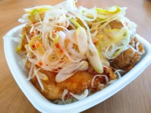吉野家の唐揚げが意外と美味しい!油淋鶏から揚げ丼テイクアウトレポ