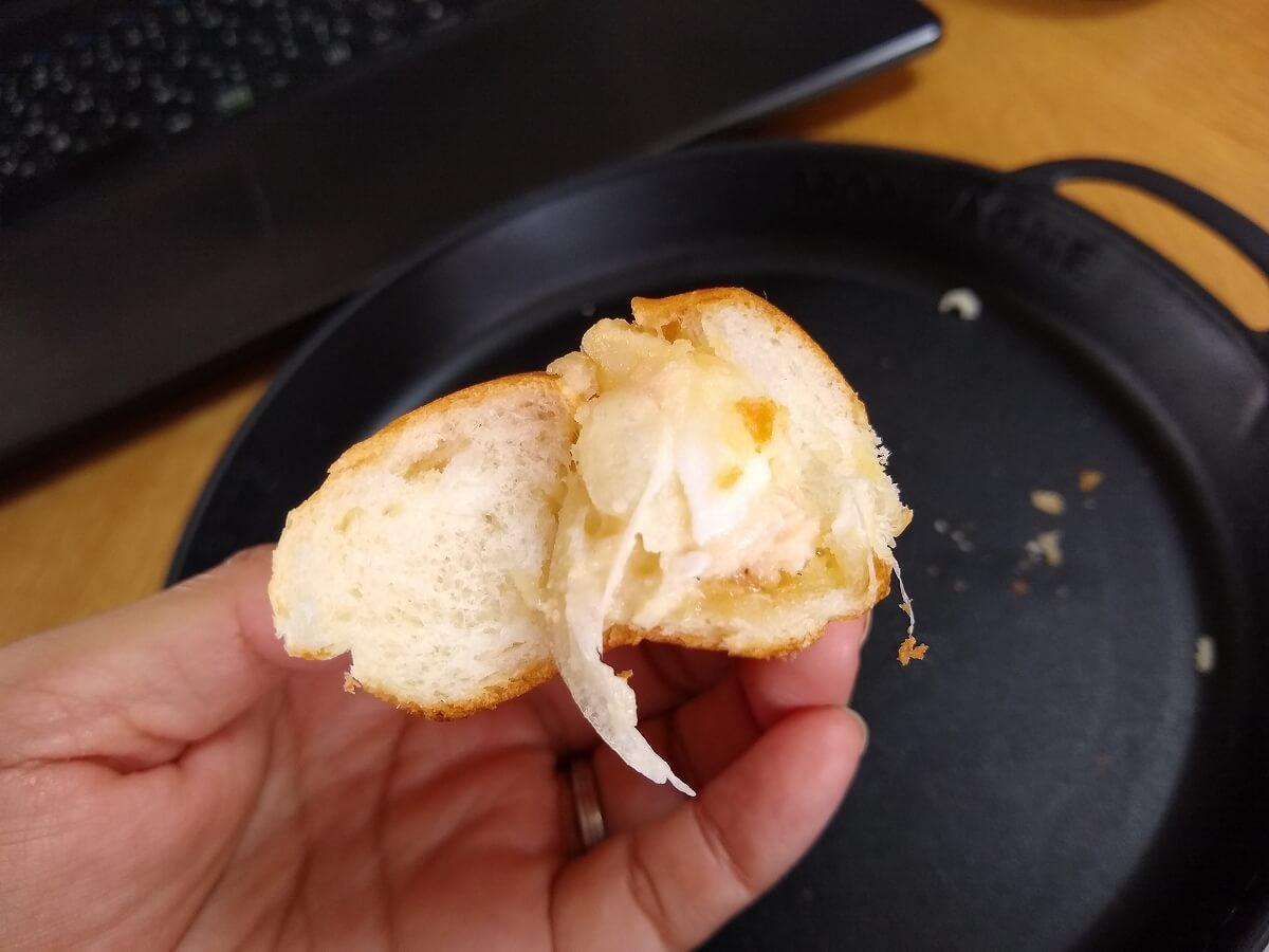 竹蔵ポテマカサラダパン